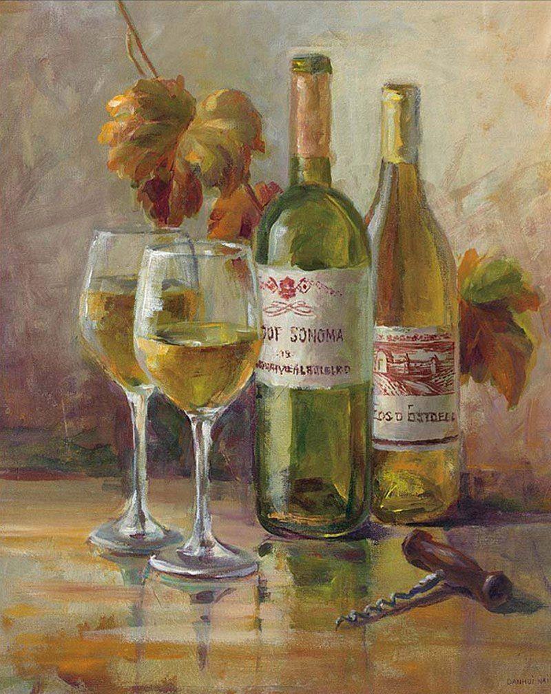 Декупаж от Натальи Колосовой bodegones in pinterest wine