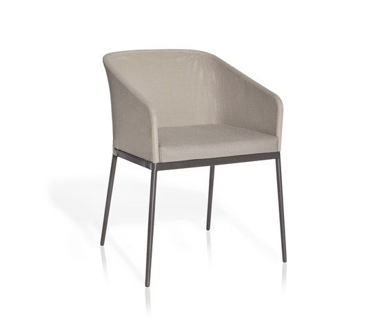 Senso Chairs Dining armchair by Expormim   Visitors chairs / Side chairs