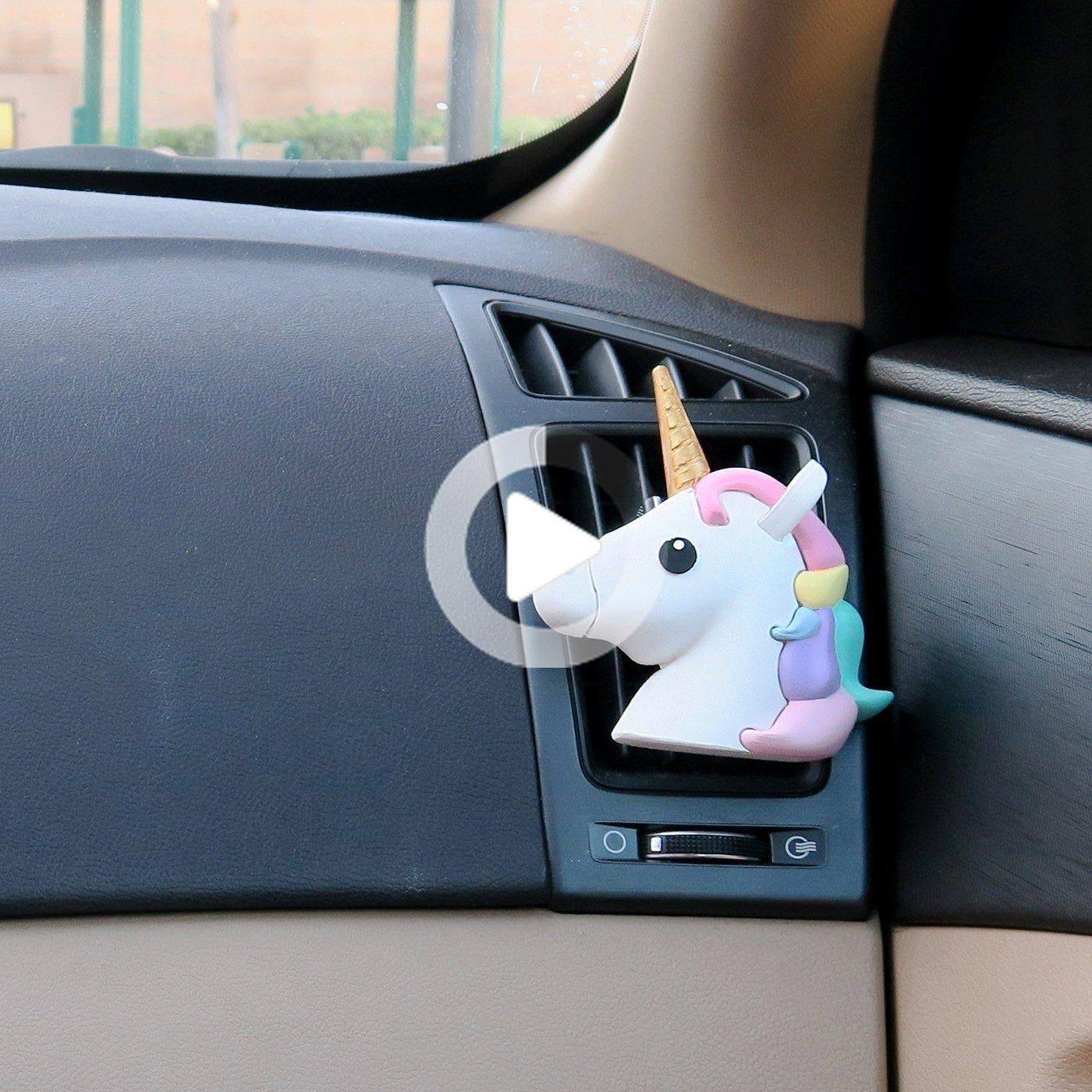 Unicorn Car Accessory Car Air Freshener  Car Vent Clip | Etsy