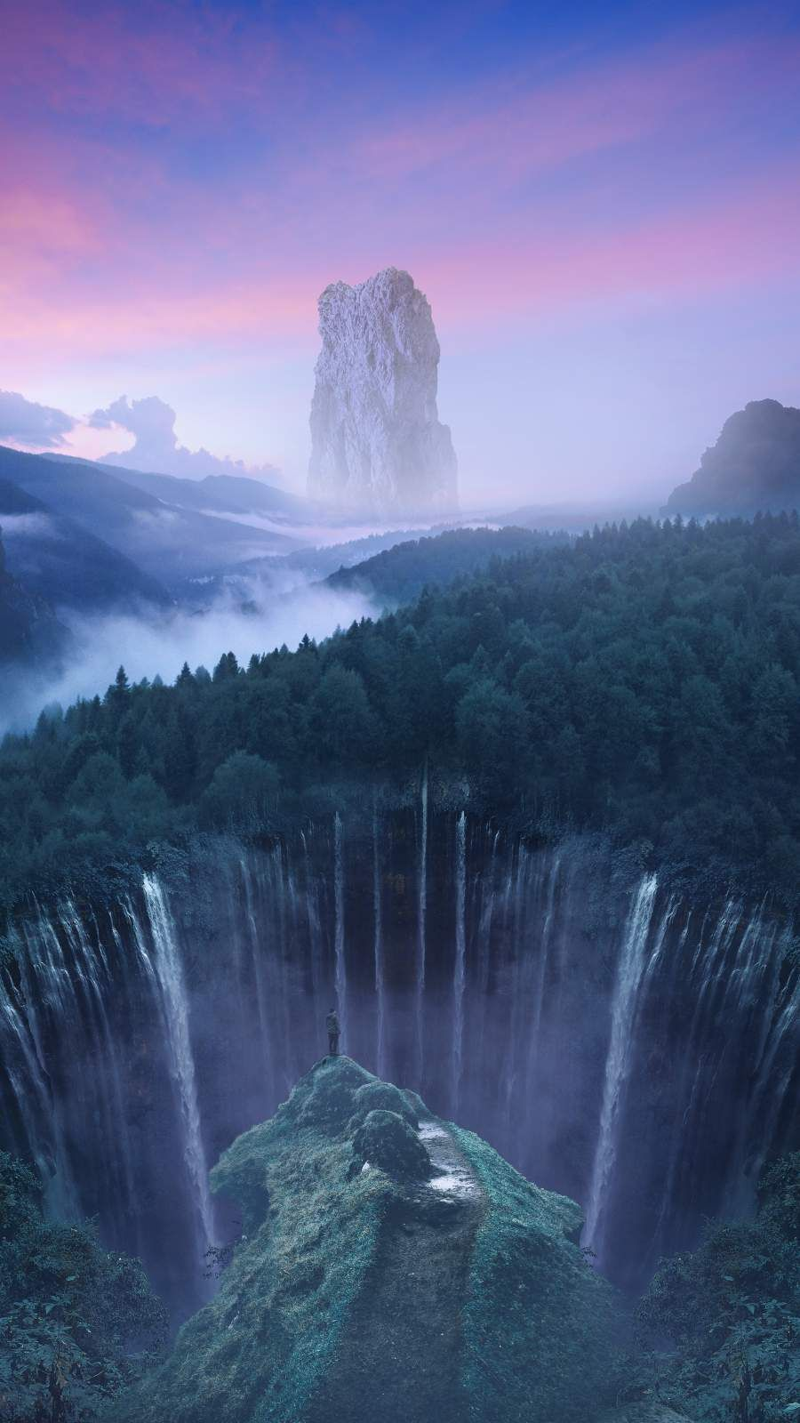 Download Fantasy World Iphone Wallpaper Top Free Awesome Backgrounds In 2020 Cool Wallpapers For Phones Ocean Wallpaper Nature Wallpaper