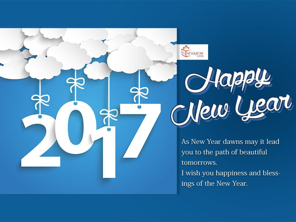 Delightful New Year 2018 Quotes Wallpaper