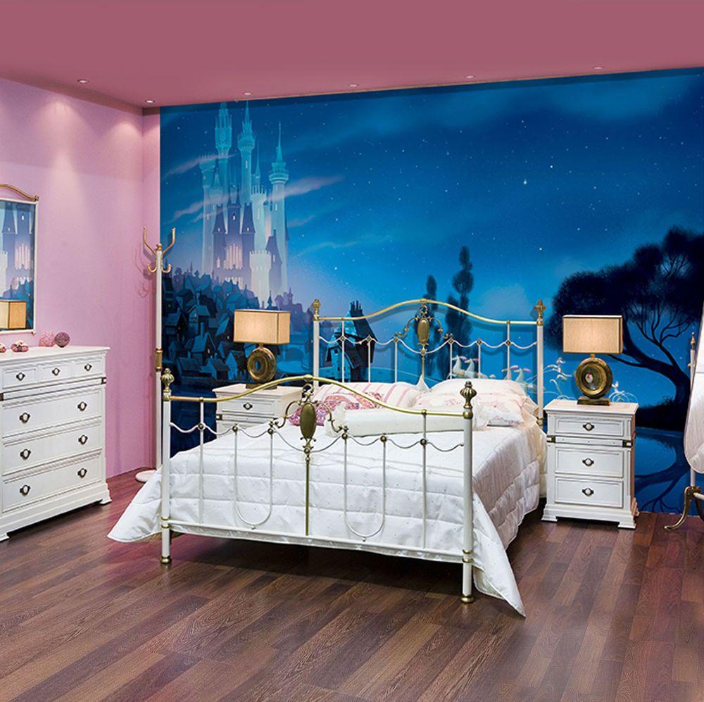 Erfreut Attractive Design Kinderzimmer Prinzessin Galerie - Heimat ...