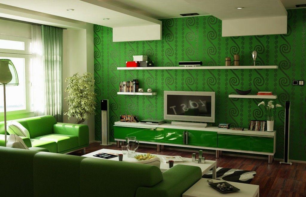 Green Interior Designs Design Ideas