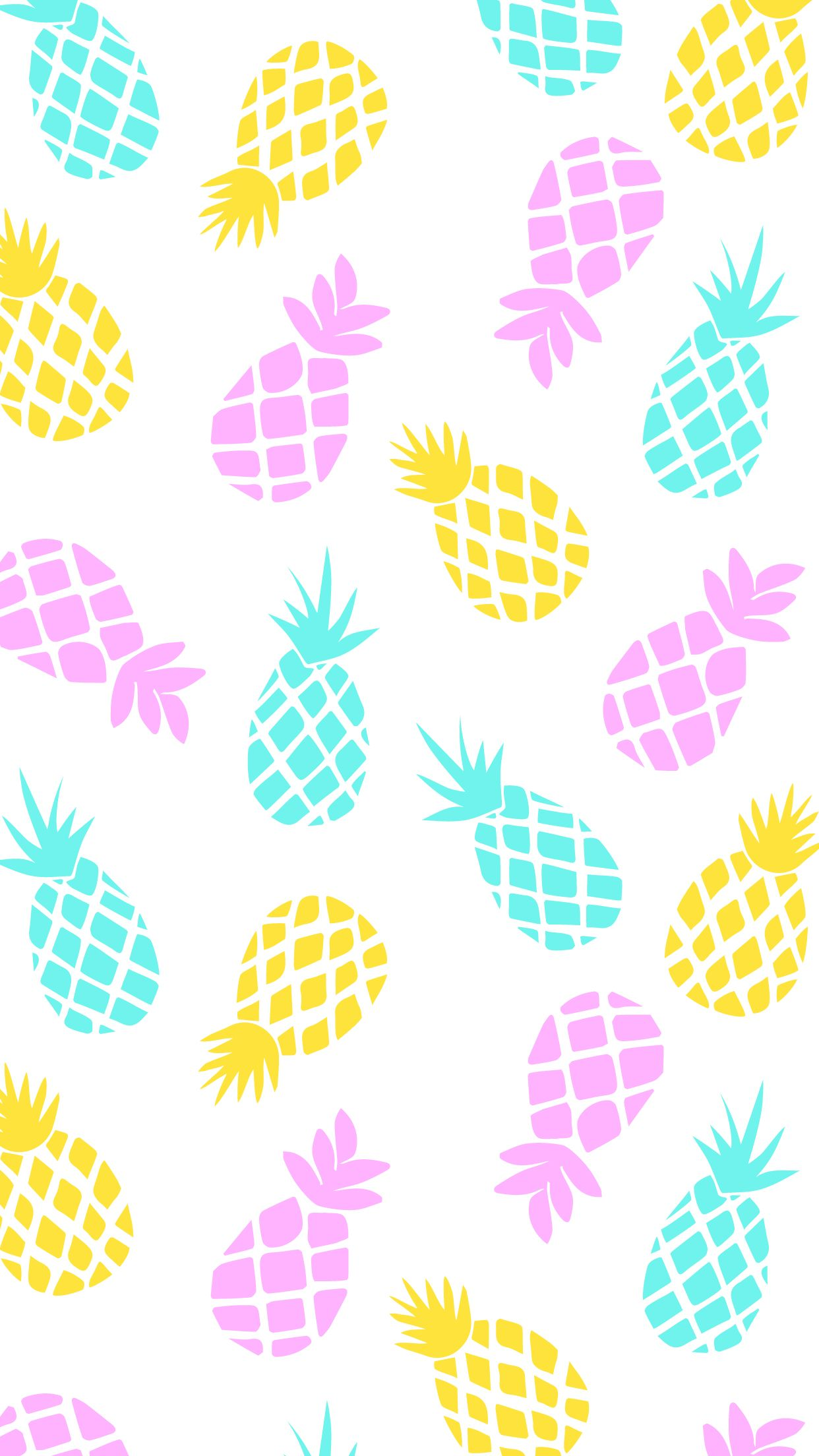 Wallpaper iphone pineapple - Find This Pin And More On Wallpaper By Larissa4281