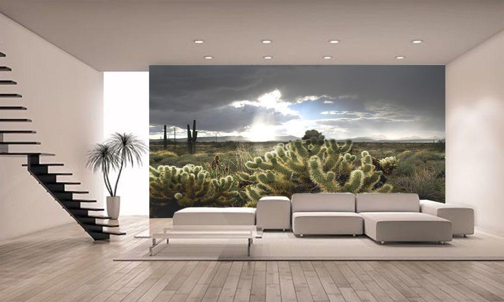 Arizona desert Wall Mural Photo Wallpaper GIANT WALL DECOR PAPER