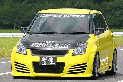 Chargespeed Bodykit Suzuki Swift Suzuki Suv Car