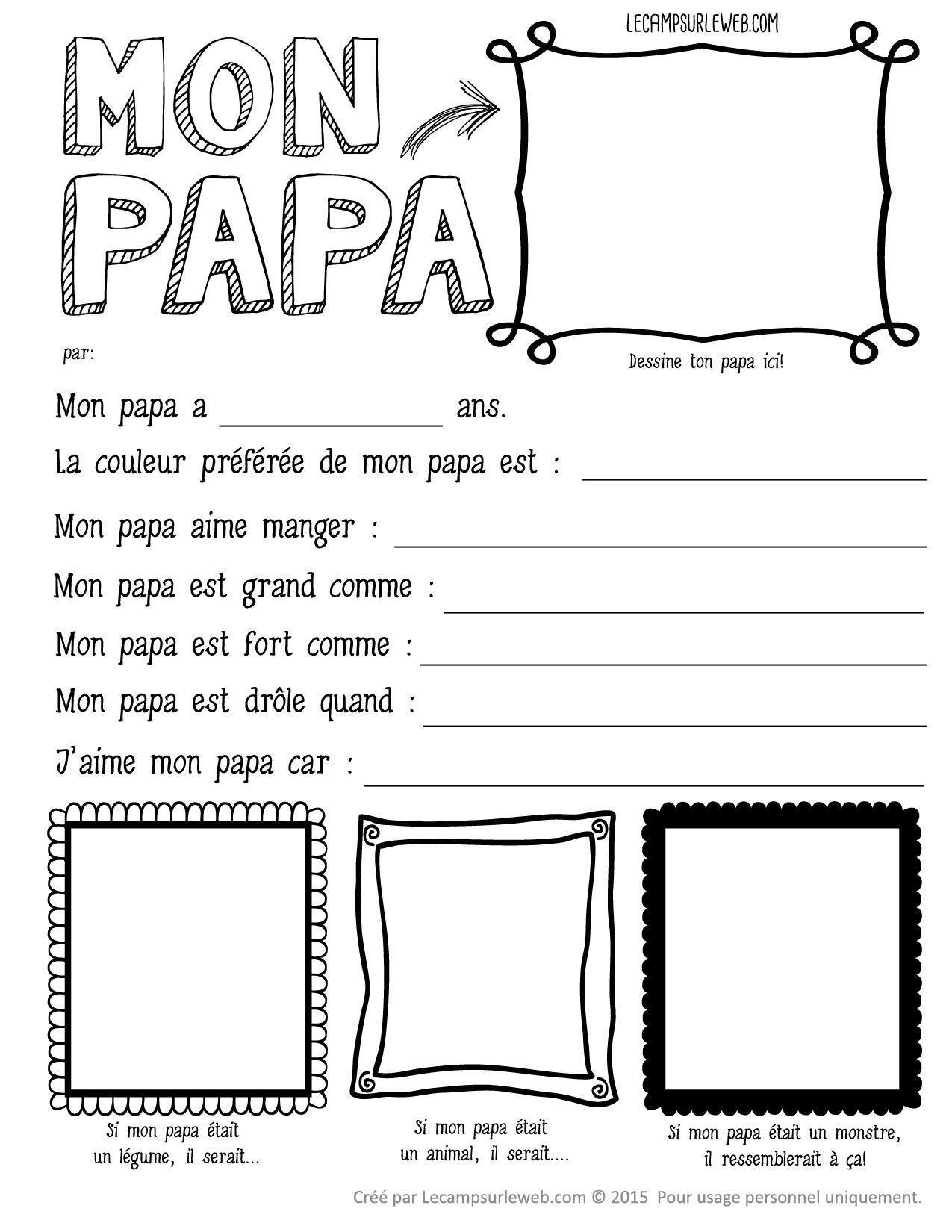 25 idées de PAPA PERE   fête des pères, bonne fête, fete
