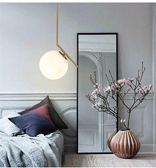 Cwill Post-modernen Creative Glass ball Anhänger Leuchte norbic - led leuchten wohnzimmer