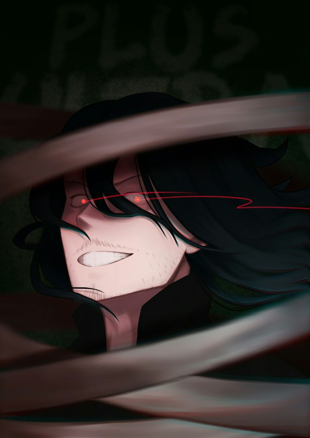 Eraserhead, (my hero academia), minimalist, 4k phone hd wallpapers, images, backgrounds, photos and pictures. Pin by Makishima Crystal on Boku No Hero Academia   My ...