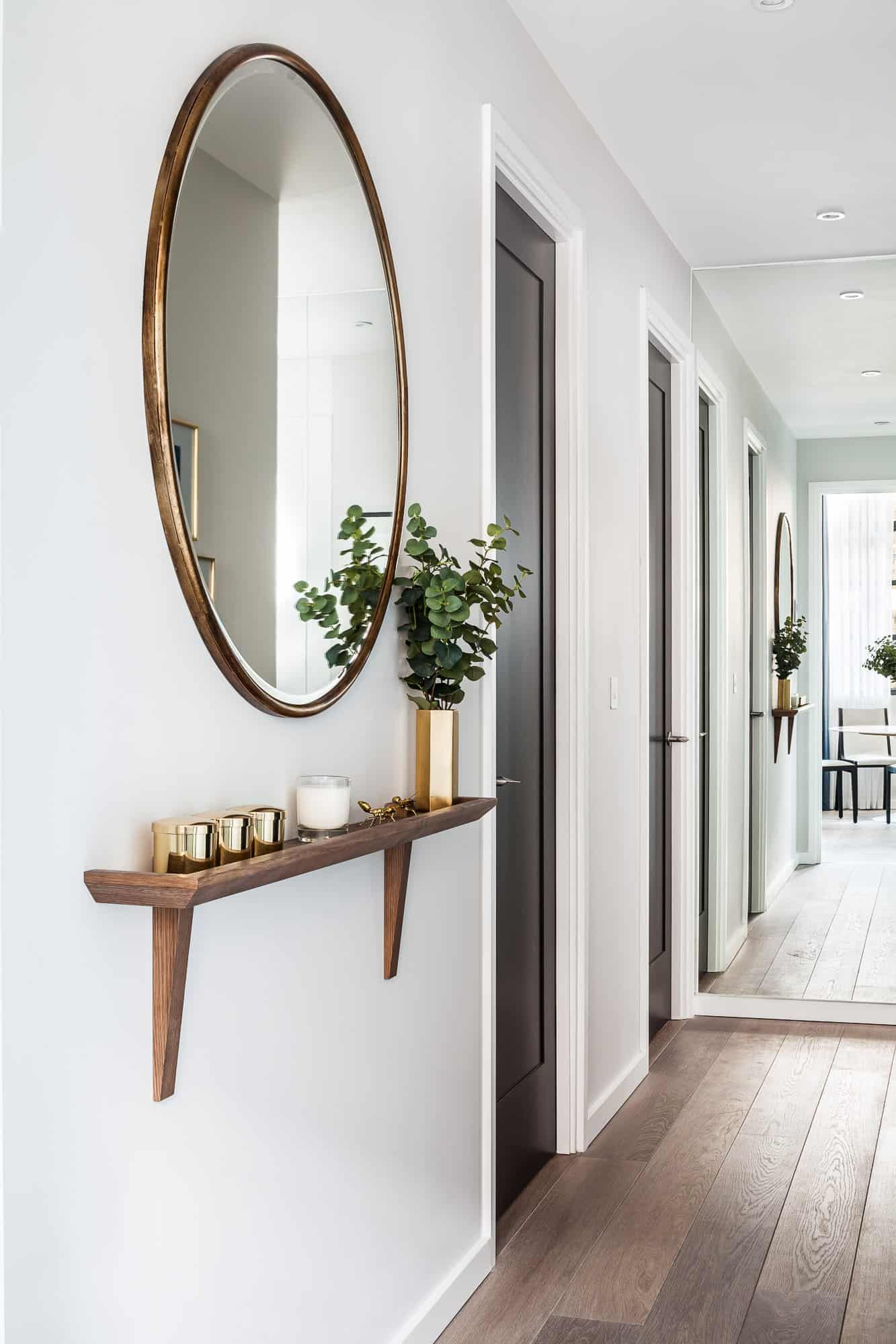 Make A Stunning First Impression With These Narrow Entryway Ideas