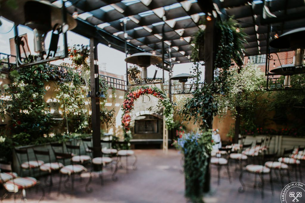 Bonterra Trattoria Downtown Calgary Wedding In 2019