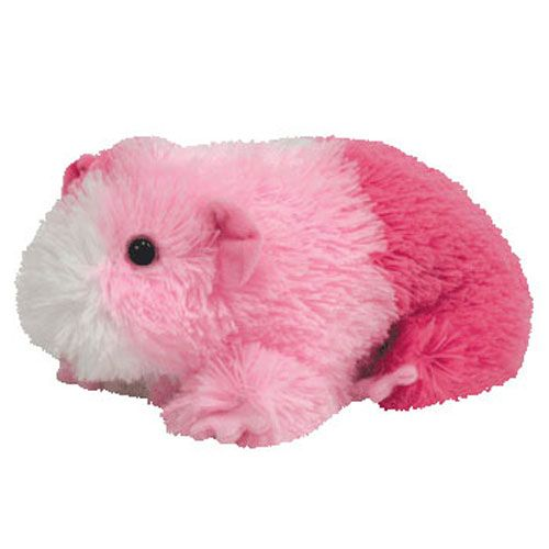 TY Beanie Baby - PINKY the Guinea Pig (2010 Release) (5.5 inch ... 9b01deaca04