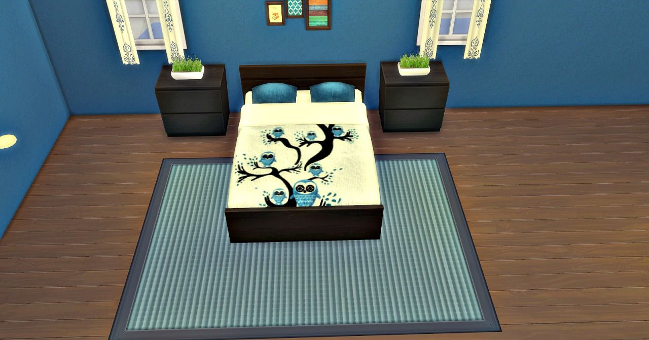 The Sims 4 KALEHOUSE TODDLER BEDROOM SET By Novvvas