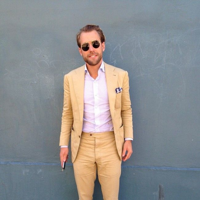 8ed87a8ecd Tips for Men Summer Suits - Mens Suits Tips