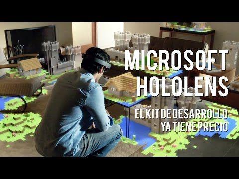 Hololens, así es su SDK y los primeros juegos