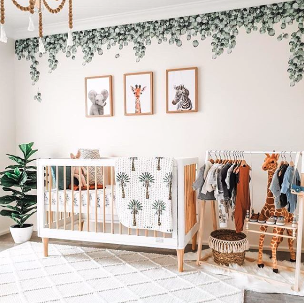 Photo of 10 Gender Neutral and Unisex Nursery Ideas — Sleep and the City