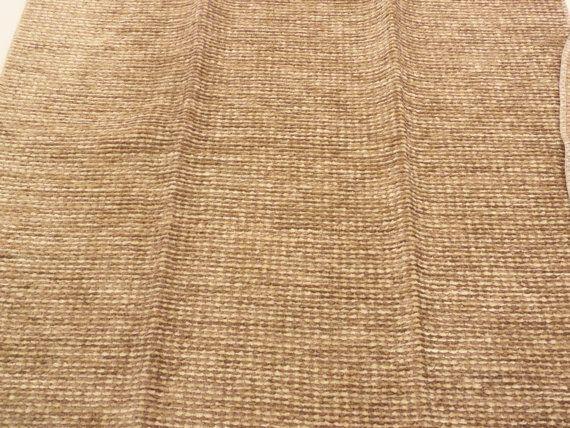 Schumacher Fabric Sample 26 x 26 Crafton Chenille Beige Rayon