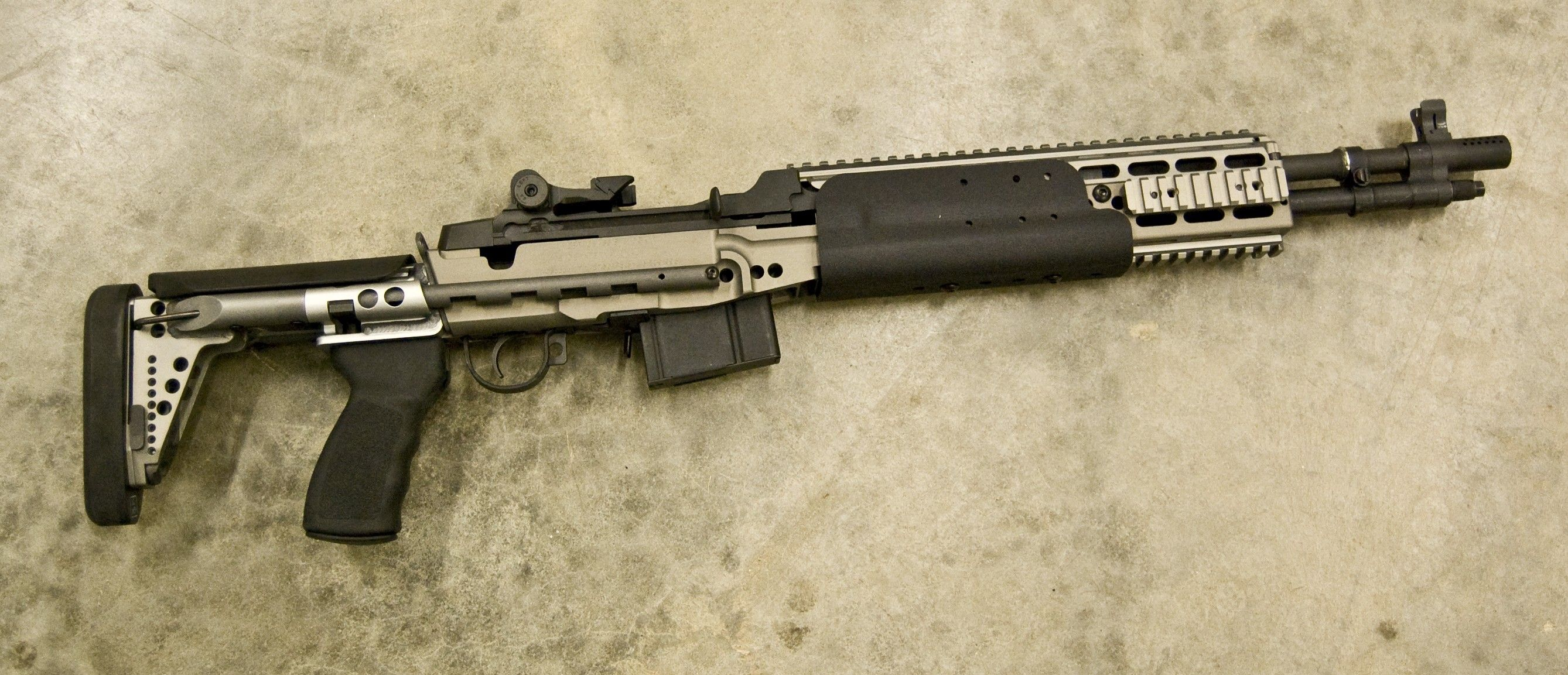 Stock options for m1a