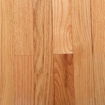 Bruce American Originals Natural Red Oak 3 4in T X 2 1 4 In W X Varying L Solid Hardwood Flooring 20 Sq Ft Case Shd2210 Solid Hardwood Floors Solid Wood Flooring Red Oak Hardwood