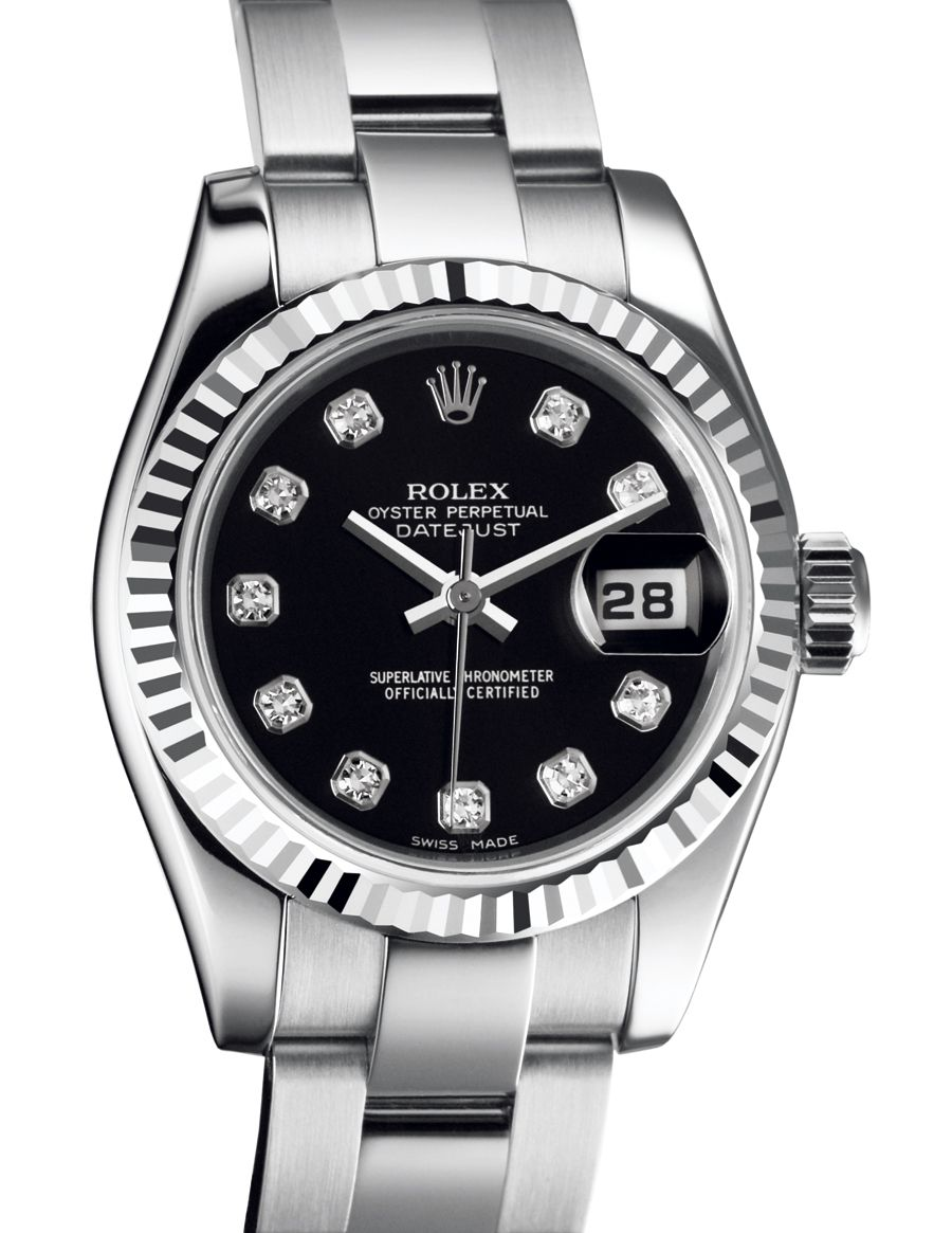 Rolex Lady Datejust Rolex, Womens watches luxury