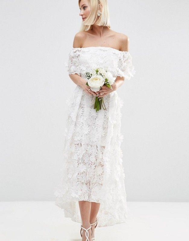 a2c48e5b2 10 vestidos de novia preciosos por menos de 300 euros