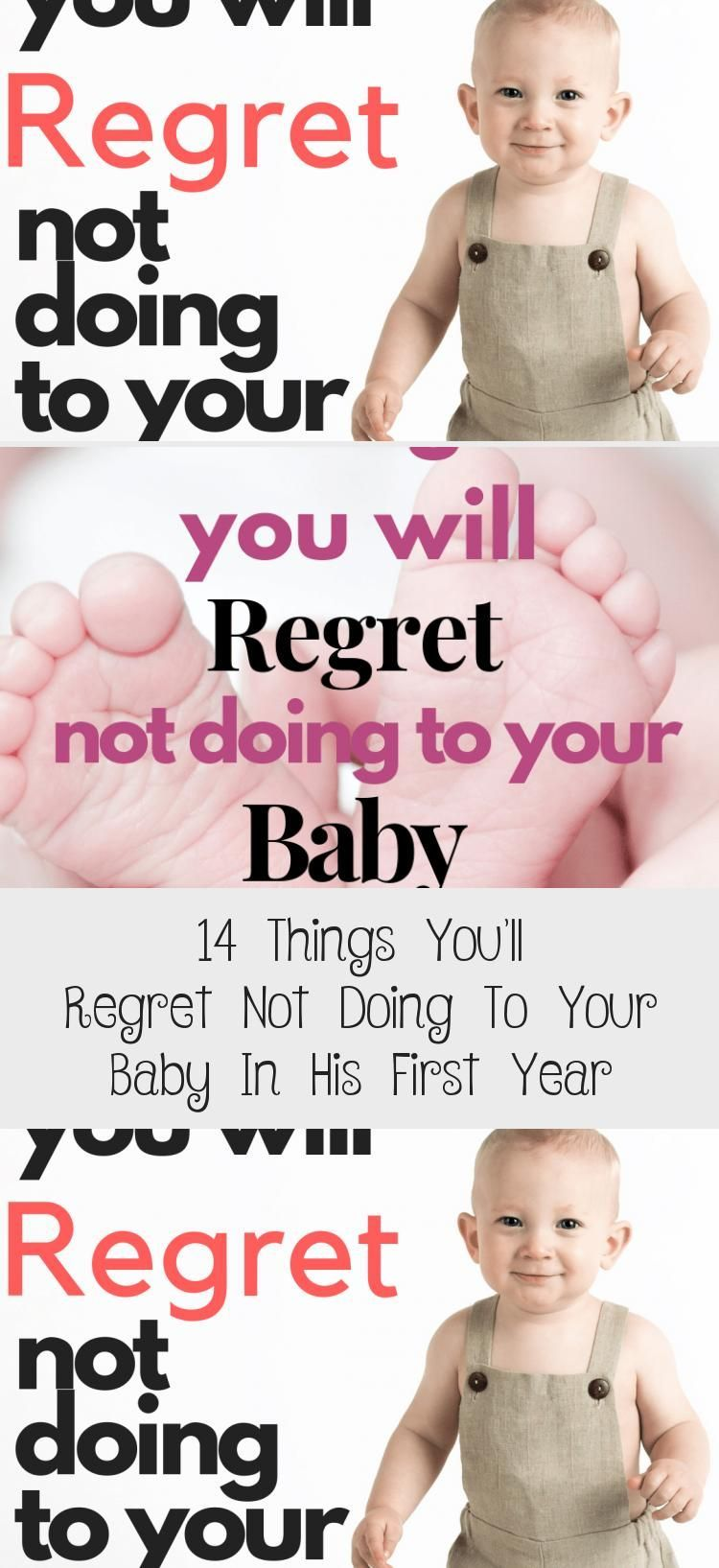 14 Things You'll Regret Not Doing To Your Baby In His First Year - health and diet fitness,  #Baby #...