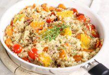 Quinoa Cocinar | Como Cocinar Quinoa Preparacion Cantidad Por Persona Vida Sana