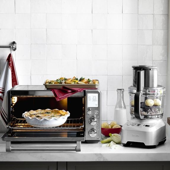 Breville Smart Oven Air With Super Convection Smart Oven