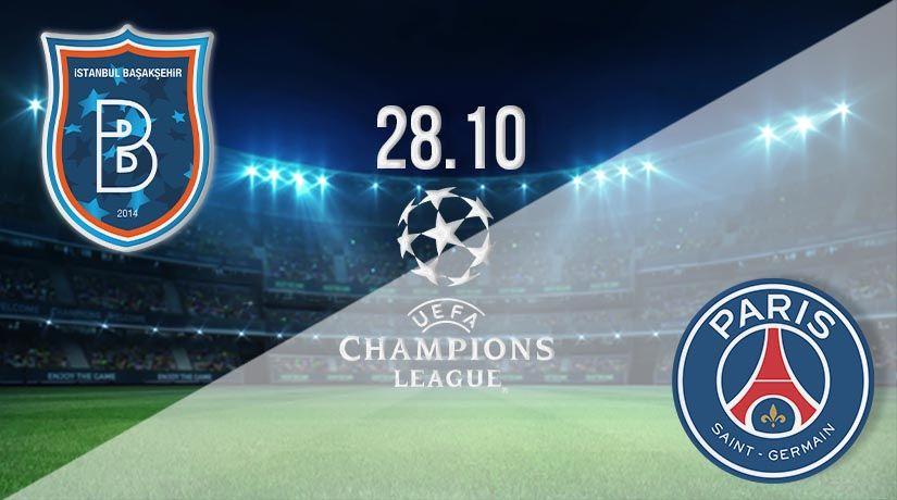 مشاهدة مباراة باريس سان جيرمان واسطنبول باشاك شهير بث مباشر اليوم 28 10 2020 في دوري أبطال أوروبا Sport Team Logos Istanbul Psg