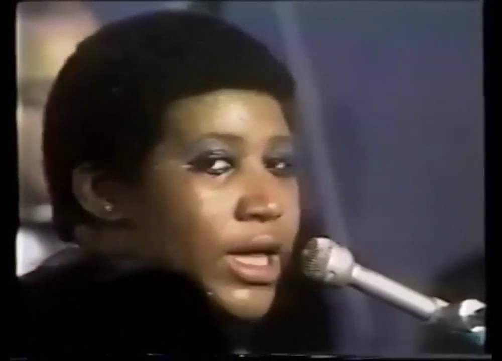 Bridge Over Troubled Water Aretha Franklin Live In Montreux