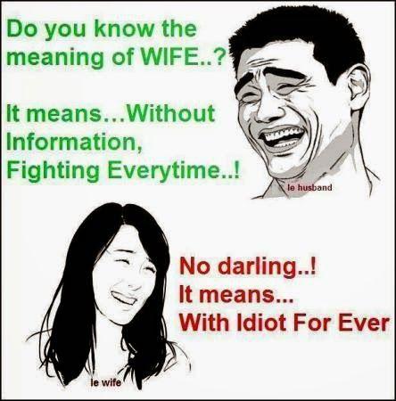Whatsapp Facebook Status Quotes Funny Husband Wife For Whatsapp Facebook Husband Humor Wife Jokes New Funny Jokes
