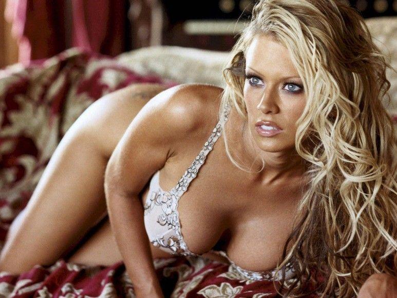 Magnificent Jenna jameson lingerie suggest
