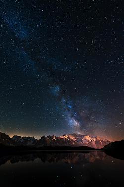 Lake Beautiful Sky Landscape Upload Stars Night Sky Starry Clouds Mountains Nature Milky Way Sunset Cosmic Starry Ni Sky Landscape Starry Night Sky Night Skies