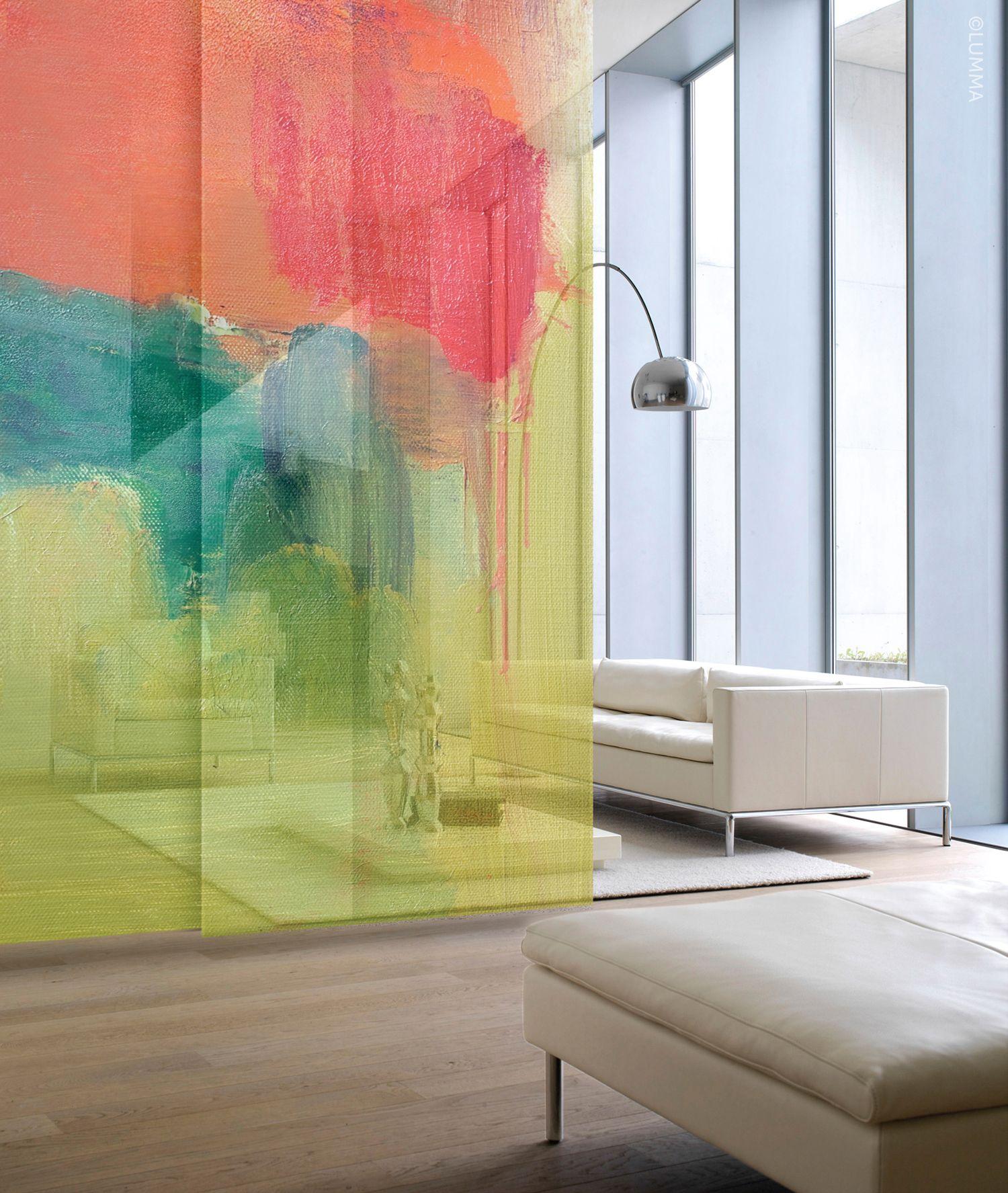 LUMMA Floating Murals: Living | Art Installations | Pinterest | Art ...