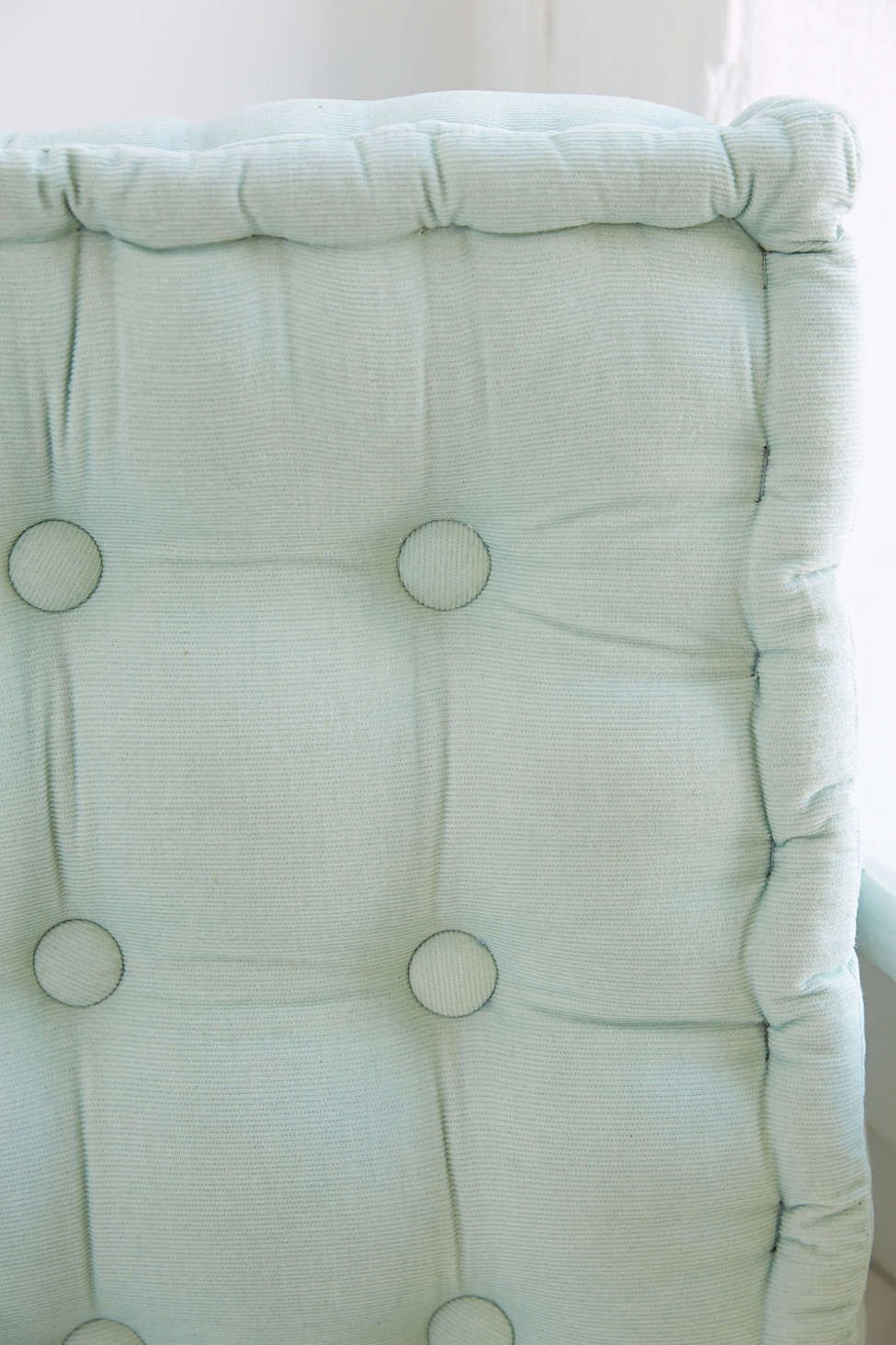 Tufted Corduroy Floor Pillow | Floor pillows and Pillows