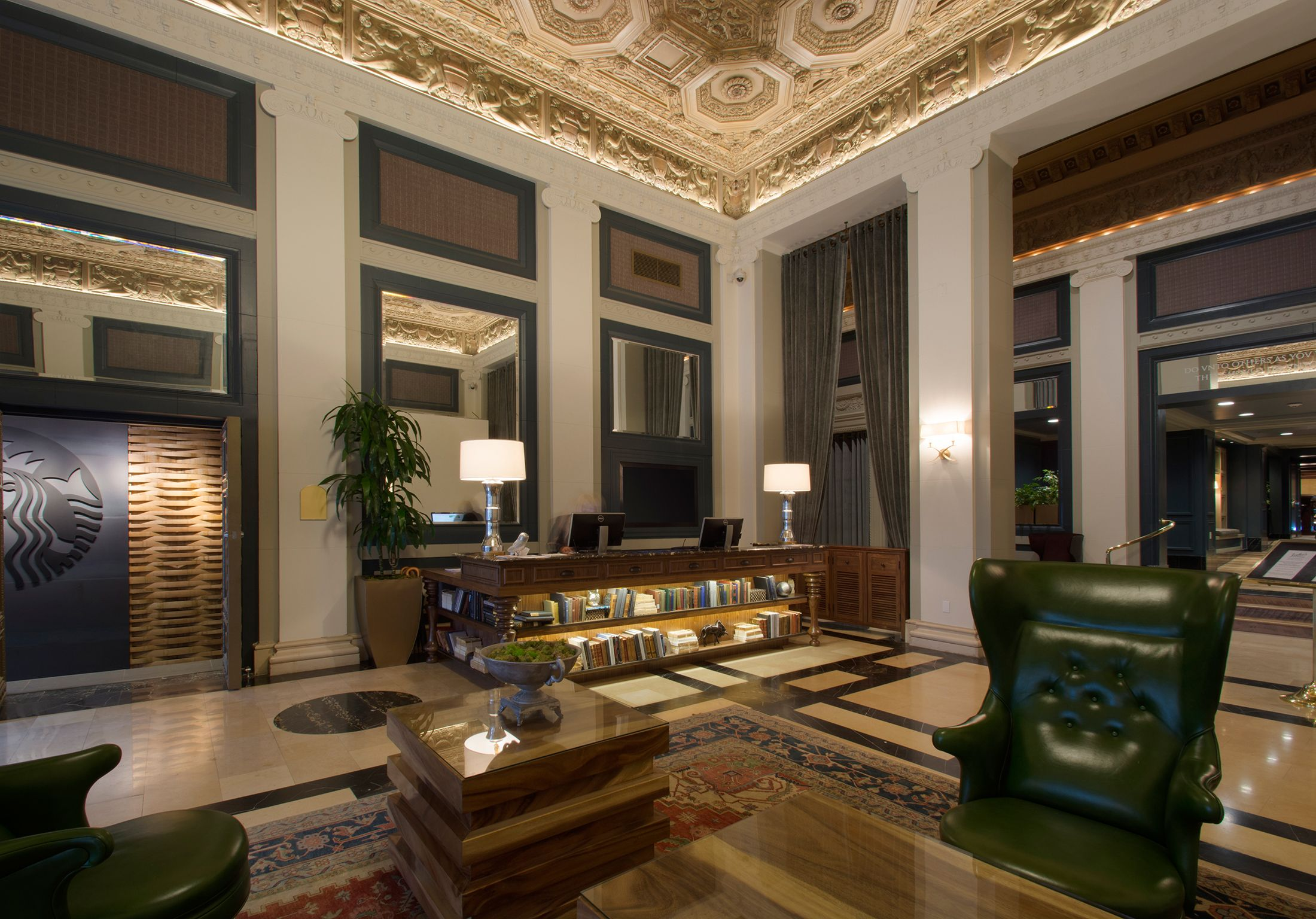 A Delightfull Revamp From Wimberly Interiors In Portland S Historic Governor Hotel Inspirations Decor Best Interior Designers Uk Pinterest