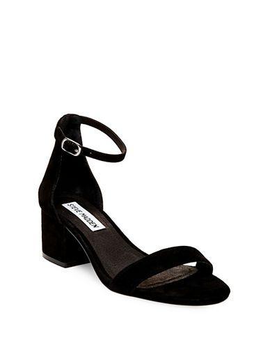 Shoes | Women's Shoes | Irenee Suede Dress Sandals | Hudson's Bay