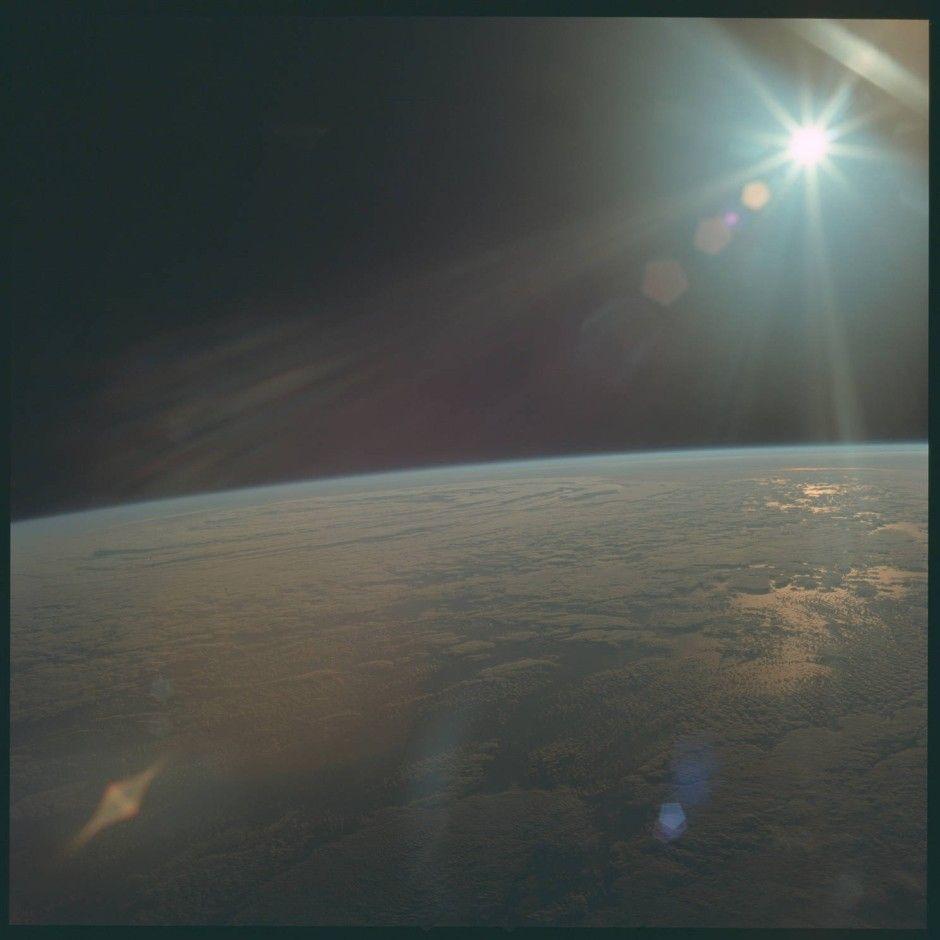Bildergalerie: Neue Fotos der Apollo-Flüge: Eine Minibar auf dem ...