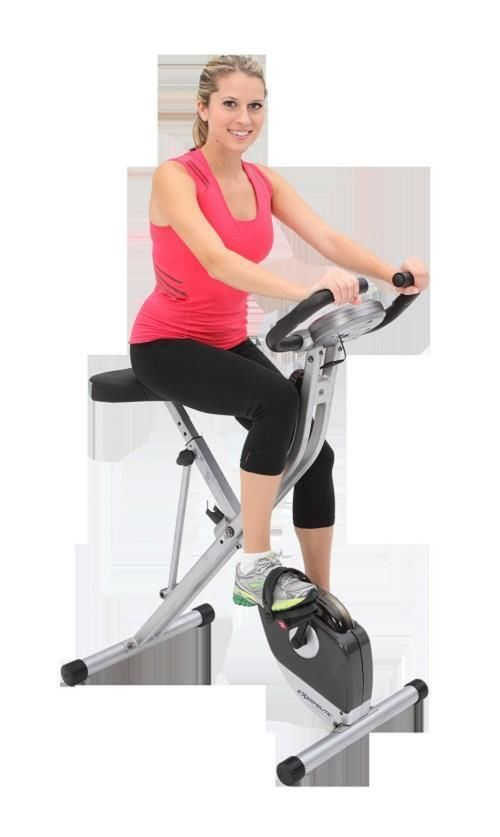 Upright Bike Home Indoor Sports Health Monitoring Exercise Pulse