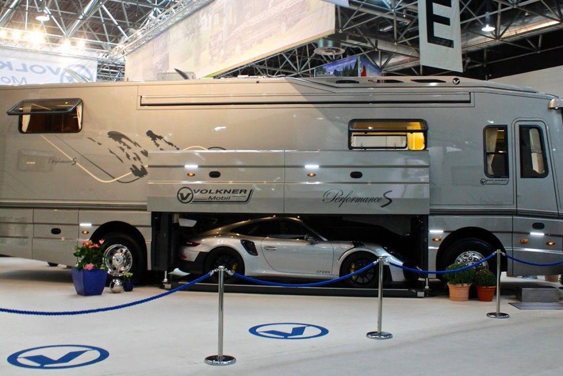 Gallery Million Dollar Motorhomes And Classy Caravans Of The 2018 Caravan Salon Motorhome Luxury Campers Luxury Caravans