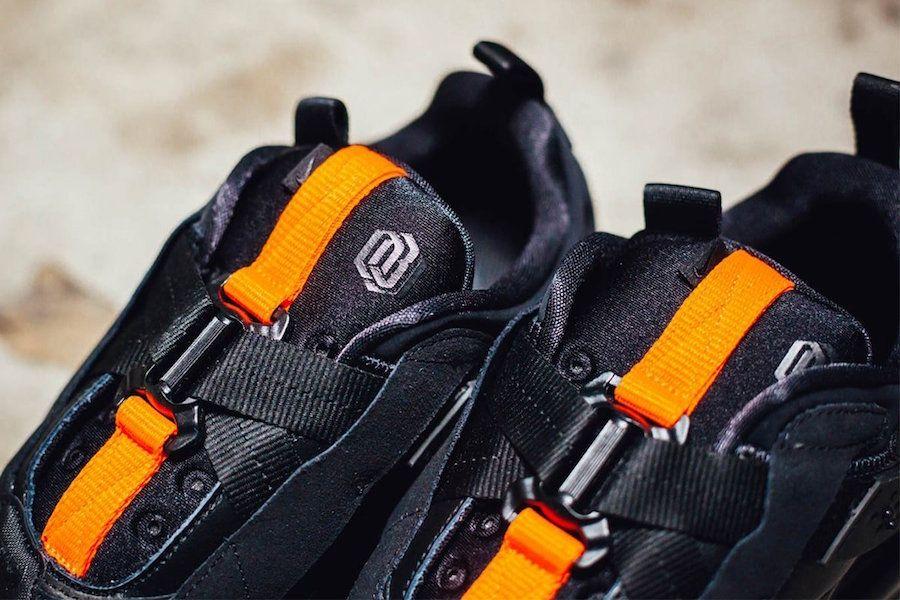 obj air max 720 black orange