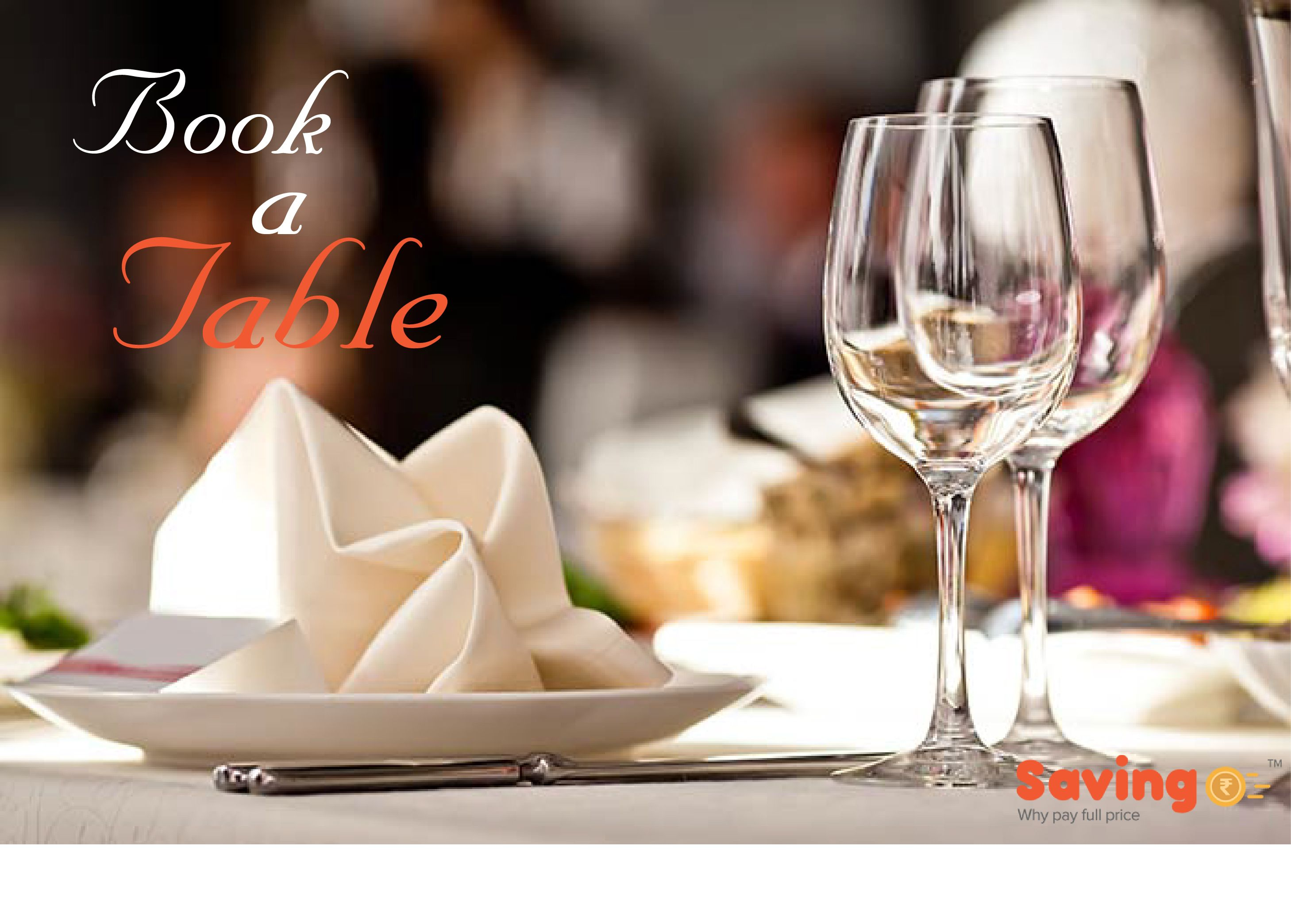 The Process Of Table Booking Online Has Turned Too Simple