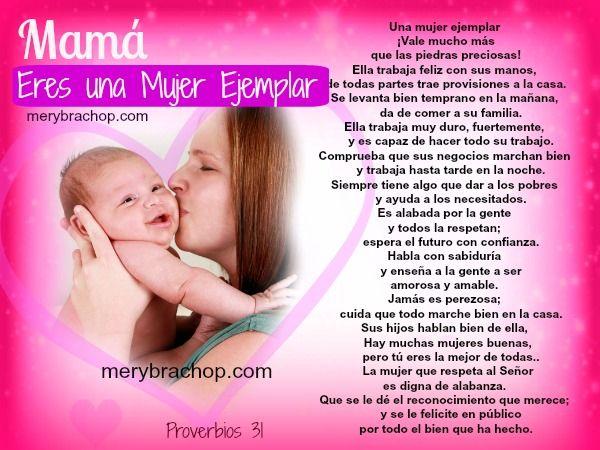 Frases Para Mama: Frases Para Mama Feliz Dia Madre Cristiana