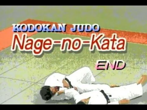 Nage No Kata Judo Instruction Youtube Judo Pinterest Judo