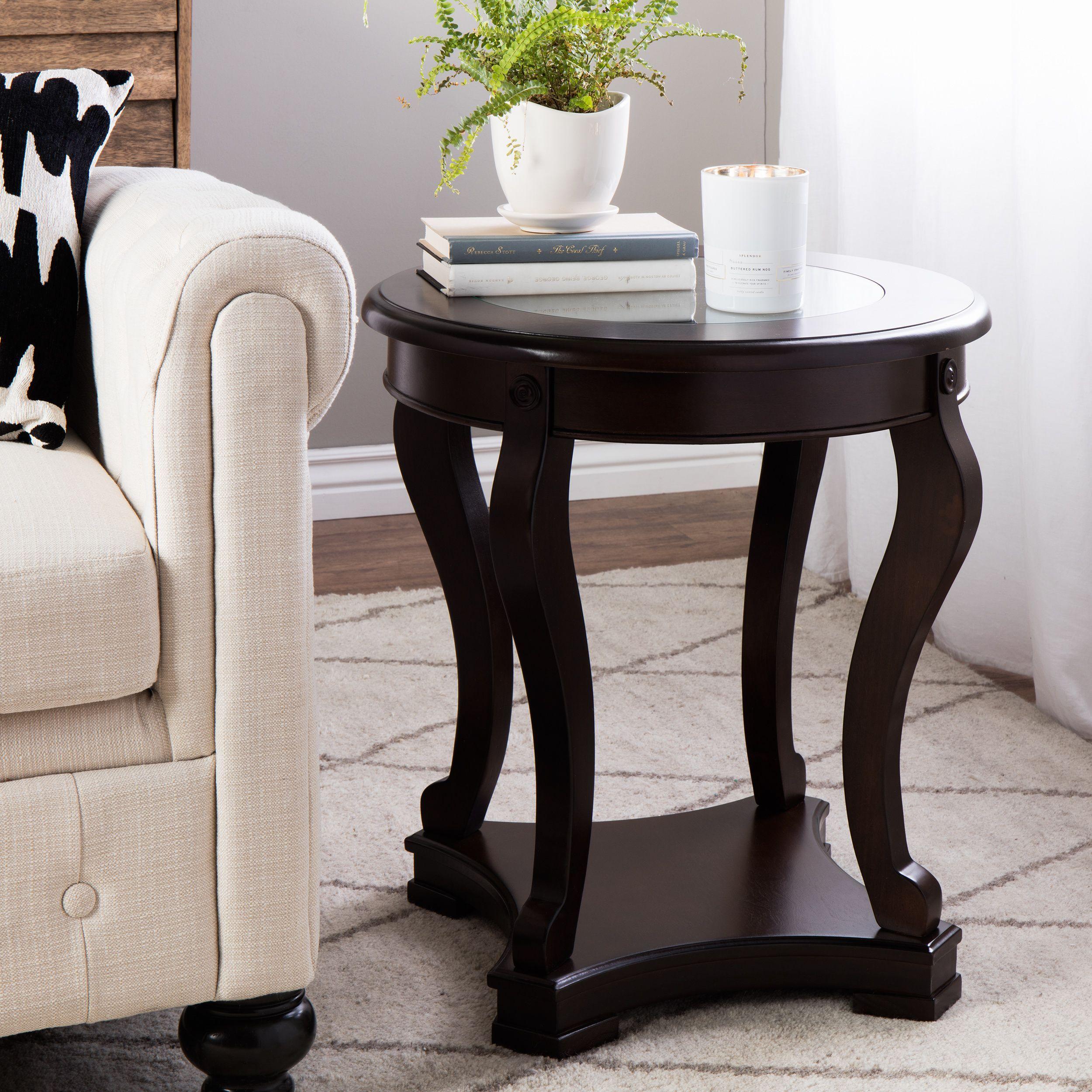 Copper Grove Geurts Espresso End Table Espresso End Table End Tables Furniture