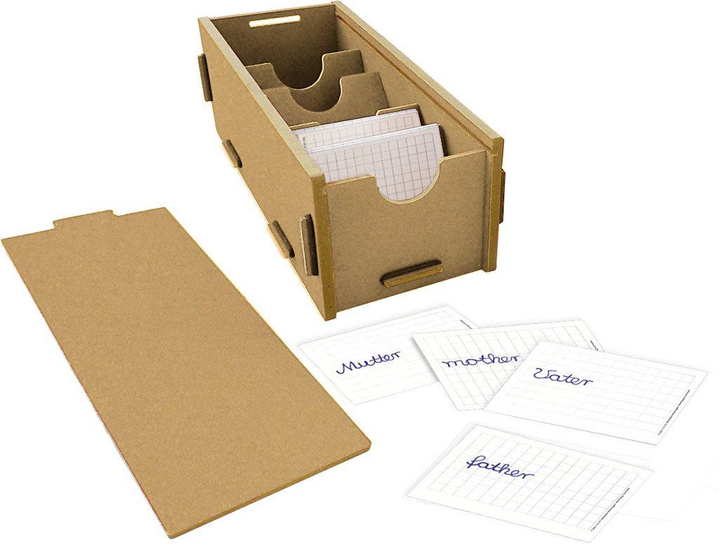 5 Facher Lernbox A8 9 90