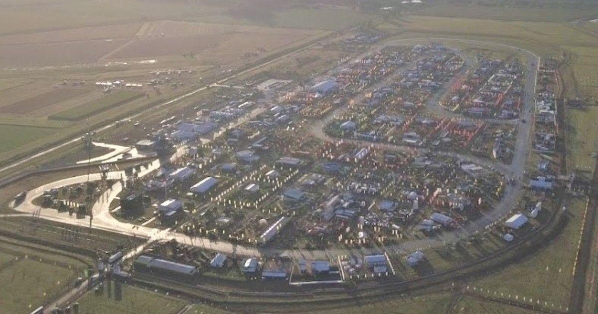 Tierra De Contrastes Qué Desencuentro Argentina Noticias Ultima Hora Photo City Aerial