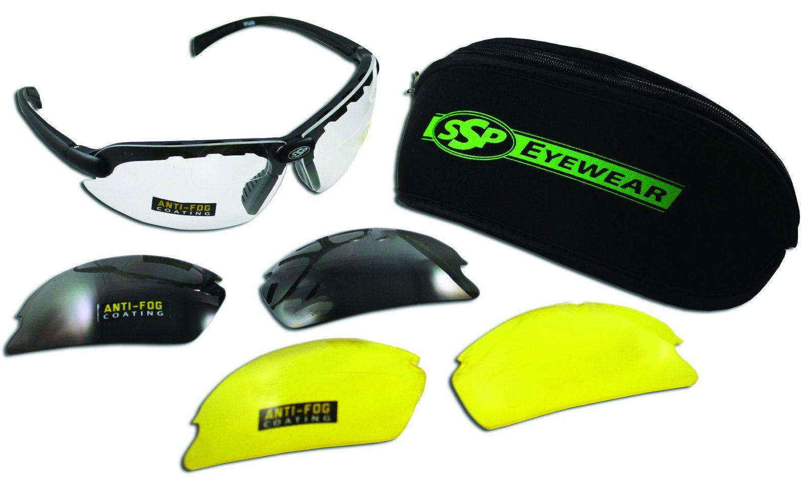 CHELAN AST KIT Bifocal lenses, Best shooting glasses