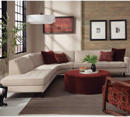 Pin By Val Byers On Buy Me Contemporary Sectional