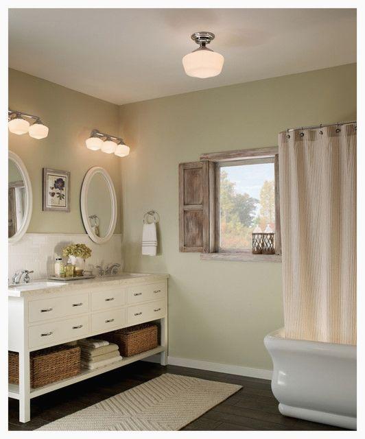 Creative Bathroom Lighting Designs To Complete Your